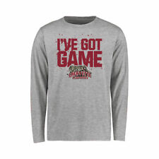 Lafayette College Leopards Youth Ash Got Game Long Sleeve T-Shirt