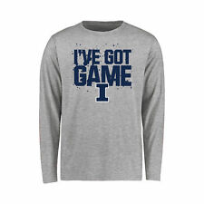 Illinois Fighting Illini Youth Ash Got Game Long Sleeve T-Shirt - College