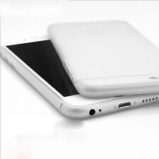 Super thin Slim Matte anti-cratch 4color Back Case Cover For iPhone 6 6s Plus