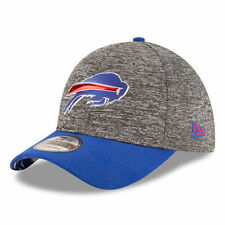 New Era Buffalo Bills Heathered Gray/Royal 2016 NFL Draft 39THIRTY Flex Hat