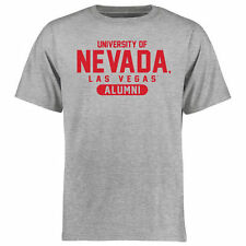 UNLV Rebels Ash Basic Alumni T-Shirt