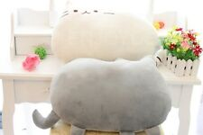 Cute Big Cat Shaped Pillow Cushion Soft Plush Toy Doll Home Sofa Decoration Fine