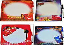 Disney Cars Lightning McQueen Dry Erase Message Board & Pen 1ct Party Favor