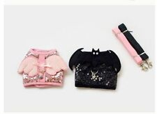 Set Cat Puppy Pets Protective Vest Harness Glitter Angel Wing Dog Harness Leash