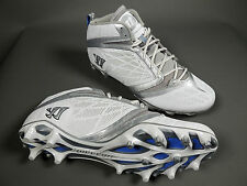 Warrior burn Speed 6.0 mid lacrosse lax cleats mens cleat (NEW) retails $99.99