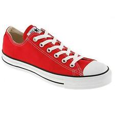 CONVERSE Men's CT Chuck Taylor ALL STAR RED OX Casual Summer Sneakers M9696