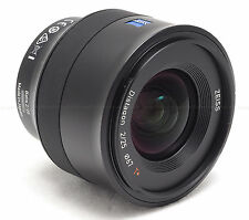 ZEISS BATIS 25MM F/2 DISTAGON T* SONY E MOUNT LENS USA NEW