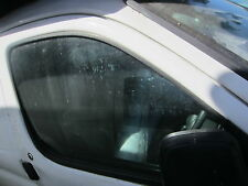 CITROEN BERLINGO 2000 1.9 D BREAKING O/S DRIVER'S SIDE FRONT WINDOW GLASS ONLY