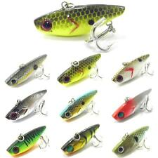 1 1/2 inch 1/8 oz Lipless Trap Sinking Fishing Lures For Bass Fishing L666