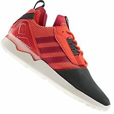 ADIDAS ORIGINALS ZX 8000 BOOST RUNNING SHOES SHOES Flux 700 Red Black