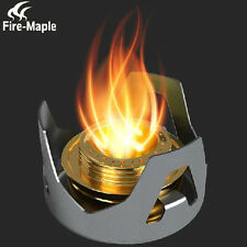 Portable Mini Alcohol Stove Spirit Burner Outdoor Camping Cookware Fire Maple