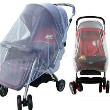 Baby Buggy Pram Pushchair Midge Insect Bug Protector Cover Fly Mesh Mosquito Net