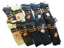 GOLDTOE GOLD TOE Cotton Mix Patterned / Solid Special Dress socks 4 Pack NEW