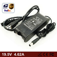 19.5V 4.62A 90W Adapter Charger for Dell Latitude D600 D620 D630 D800 D810 D530