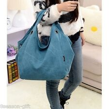 Gift Vintage Canvas Women Totes Handbag Hobo Shoulder Bag