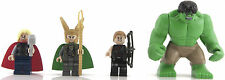 GENUINE Lego Marvel Super Heroes Choose A Minifigure - 6868 76006 76008 Hulk