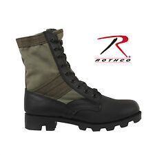5080 Rothco G.I. Style Jungle Boots - Olive Drab