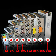 AC110-220V TO DC12V 5A 10A 15A 20A 30A Switch Power Supply for Led Strip Light