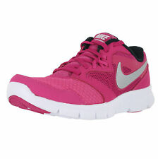 Nike NIKE FLEX EXPERIENCE 3 (GS) Youth Girls Pink Running Sneakers Shoes