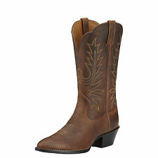 Ariat Womens' Western Heritage Distressed R Toe Cowboy Boot