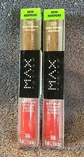 2 MAX FACTOR MaxWear LIPCOLOR Glosses LIPSTICKS ~Pick Your Shade NEW!!~