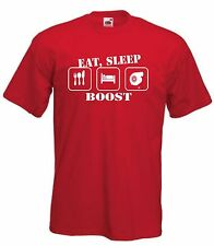 Eat Sleep Boost Kids T-Shirt Evo Subaru TShirt Performance Car T Shirt Super Car