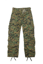 Rothco 2366 Ultra Force Woodland Digi Vintage Style Paratrooper Fatigues