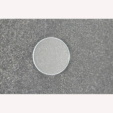 Round Flat Mineral Watch Replacement Crystal Clear Size 27.5mm
