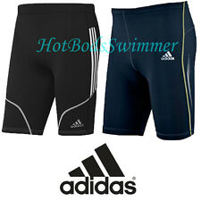 Adidas Men's Short Tights W63724 Black or O81982 Navy (brand new with tag)