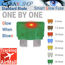 Assortment Standard size blade Fuses LED indicator GLOW WHEN BLOWN ATO ATC ATP