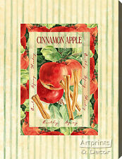 Cinnamon Apple by Vicky Howard - Canvas Art Print