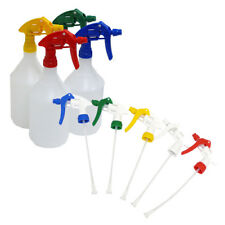 Variations Plastic Bottles Commercial Trigger Spray 500ml & 1Litre/LTR/LT/L