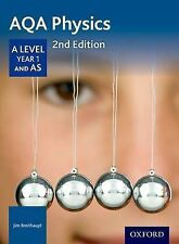 AQA Physics A Level Year 1 Student Book by Jim Breithaupt 9780198351863    NEW