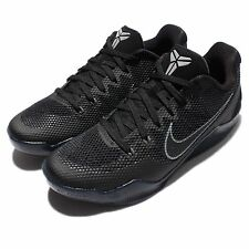 Nike Kobe XI EP Low 11 Bryant Black Cool Mamba Mens Basketball Shoes 836184-001