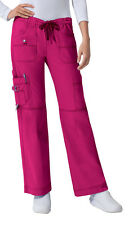 Scrubs Dickies Gen Flex Youtility Cargo Pant 857455 Hot Pink FREE SHIPPING