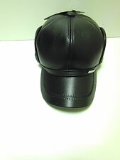 THERMAL INSULATED CAP WITH SOFT EAR WARMERS. DEER STALKER HAT. ONE SIZE