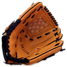 "10.5""/11.5""/12.5"" Baseball Gloves Softball Mitt Pro Training Game OSJ PU Leather"