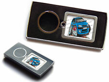 CITROEN SAXO VTR Official Koolart Premium Metal Keyring With Gift Box Any Colour