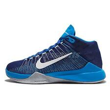 Nike Zoom Ascention EP XDR Blue White Mens Basketball Shoes Sneakers 856575-400