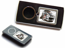 PEUGEOT 307 CC Official Koolart Premium Metal Keyring With Gift Box