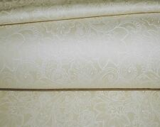 800TC Egyptian Cotton DUVET COVER Sateen Ivory Floral