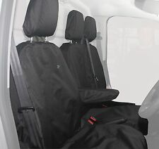 Ford Transit Custom Seat Covers - TREND/BASE models - Town & Country TCS/TCD/TCC