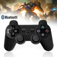 New Wireless Bluetooth Game Console Controller Compatible for Sony PS3 3 Colors