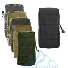 Outdoor Airsoft Tactical Medical Military First Aid Nylon Sling Pouch Bag Case