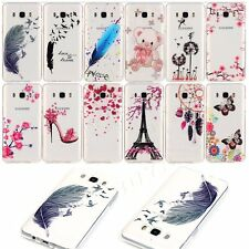 smart phone Transparant cover Ultra thin TPU patterned case protective skins