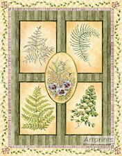 Botanical Collection by Vicky Howard (Art Print)