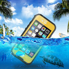 Redpepper-Waterproof Dirt Proof Shockproof Hard Case Cover for iPhone 6 6s Plus