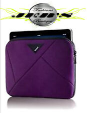 "Targus A7 Neoprene Sleeve for 9.7"" iPads & Tablets (Plum)"