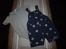 Baby Boys Overalls Jumper Polo Bodysuit Oshkosh B'Gosh Carters 18 Months