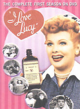 I Love Lucy - The Complete First Season (DVD, 2005, 7 Disc Set)